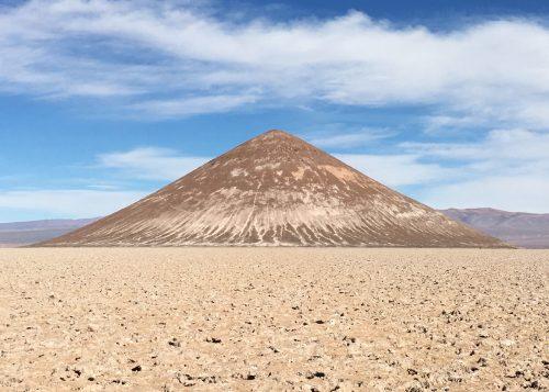 El Cono de Arita en Salta