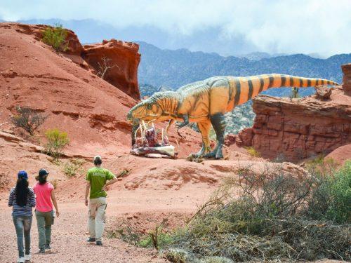 Parque de los Dinosaurios en La Rioja