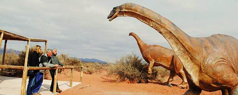 Parque Geologico Sanagasta La Rioja - Parque de los Dinosaurios