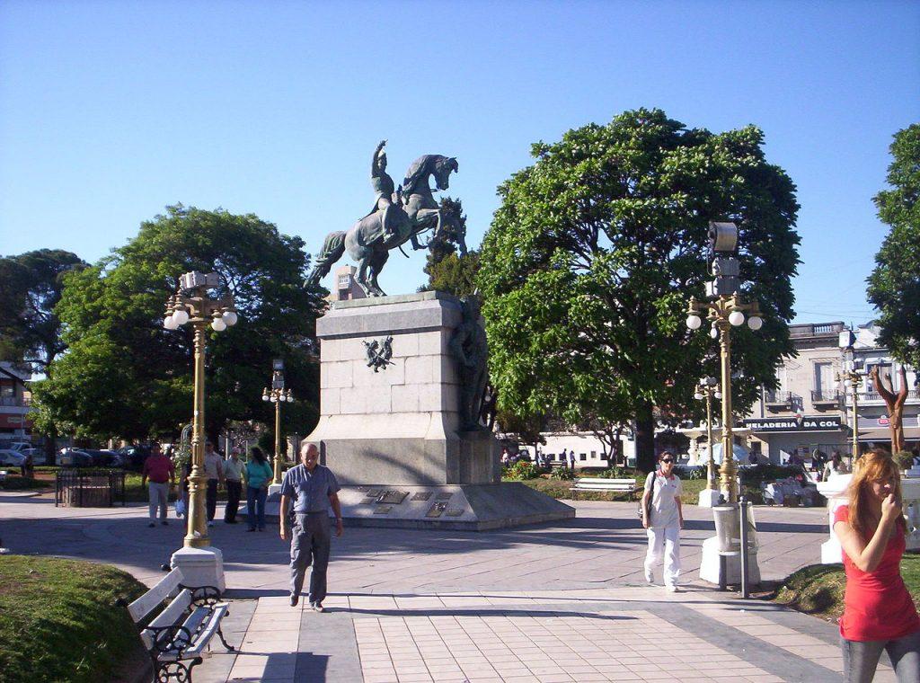 Monumento al Padre de la Patria