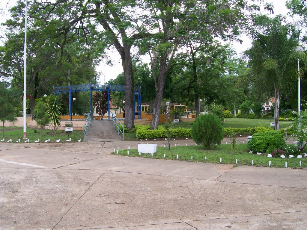 Plaza de Isla del Cerrito