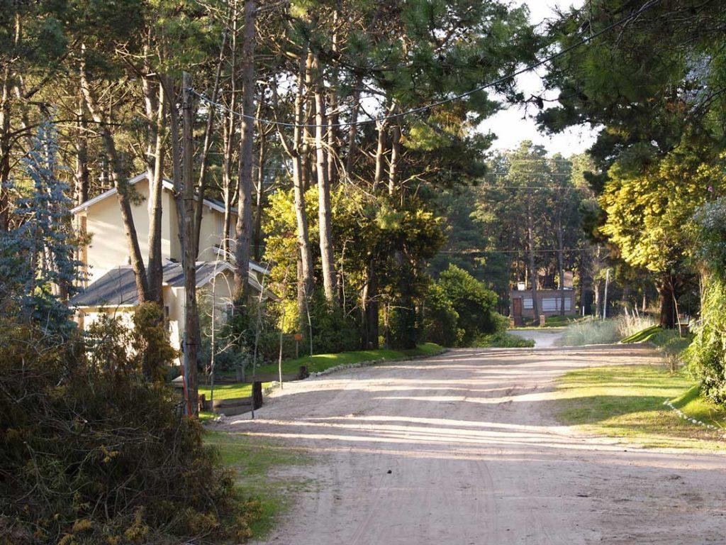 Calle de Villa Gesell, Partido de la Costa