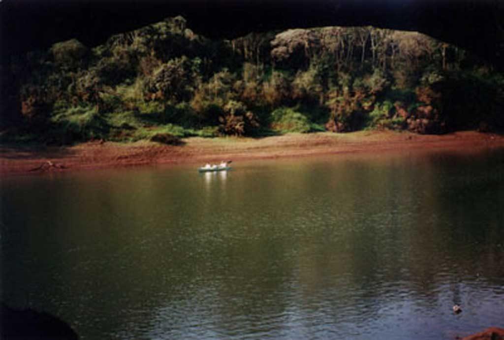 Cueva Mini, Eldorado, Misiones