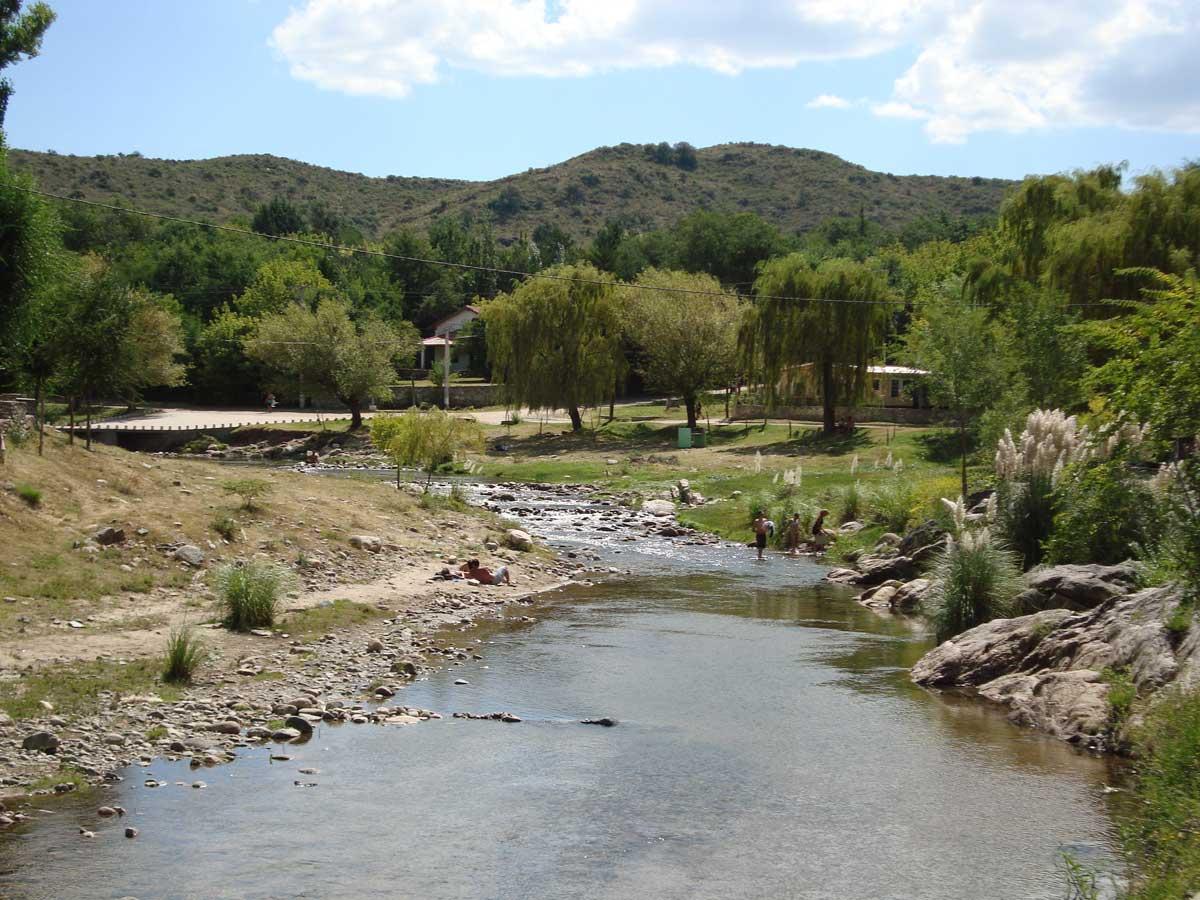 El trapiche provincia de san luis tripin argentina for Camping en el trapiche san luis