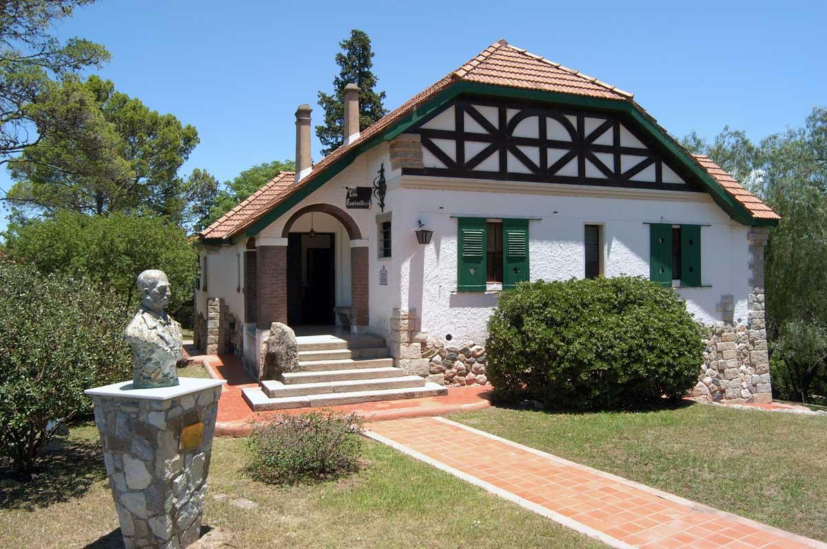 Image result for La Casa de manuel de falla en cordoba