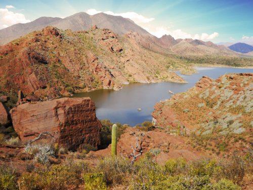 Laguna de Brealito en Salta