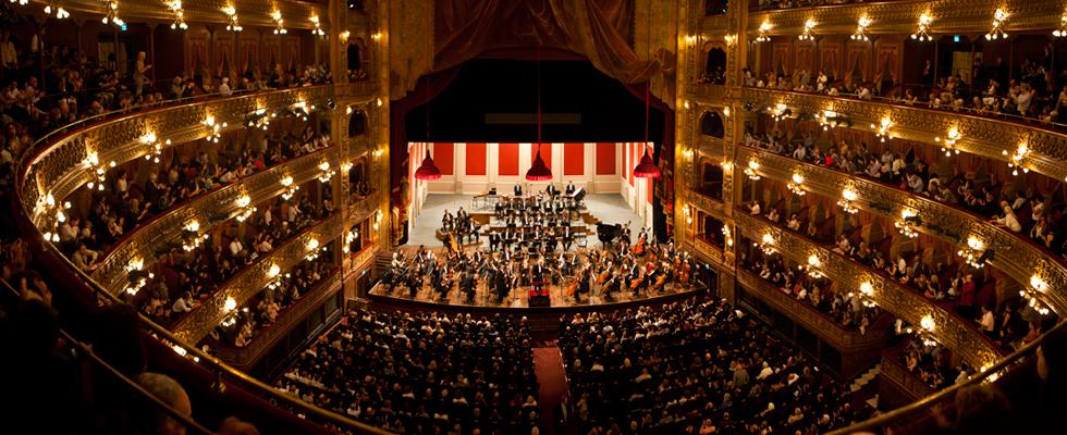 Teatro Colón, Ciudad de Buenos Aires - fuente: turismo.buenosaires.gob.ar