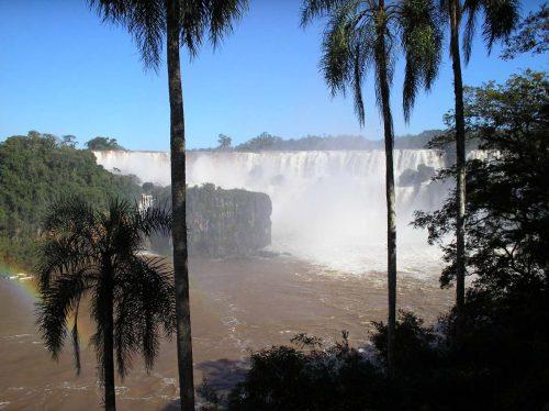 Cataratas del Iguazú con nuevo récord