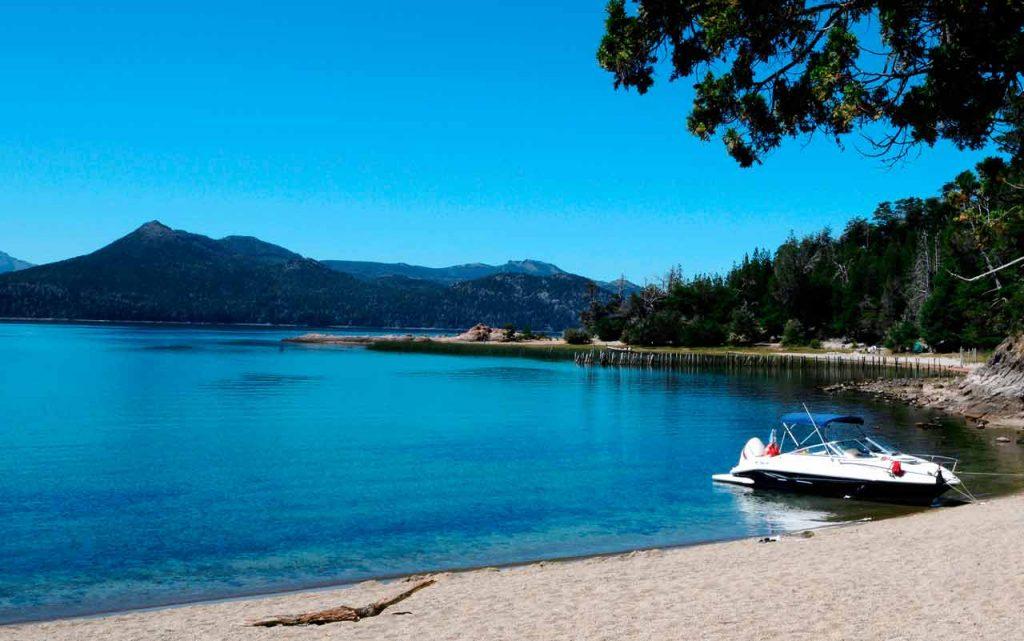 Isla Victoria, www.bariloche.org