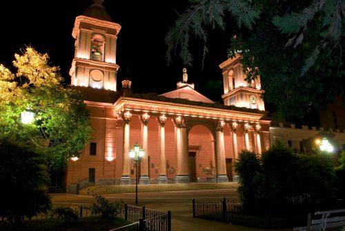 Renovado Casco Histórico en Catamarca