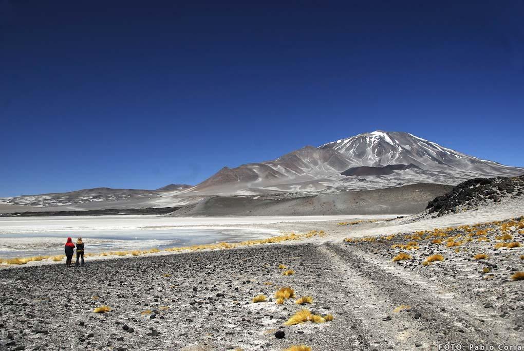 Cerro Inca huasi - Los Seismiles - Catamarca