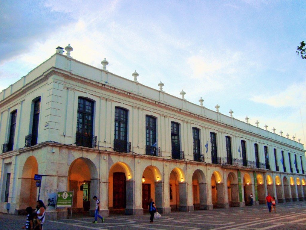 Edificios de la ciudad de c rdoba tripin argentina for Ciudad espectaculos argentina