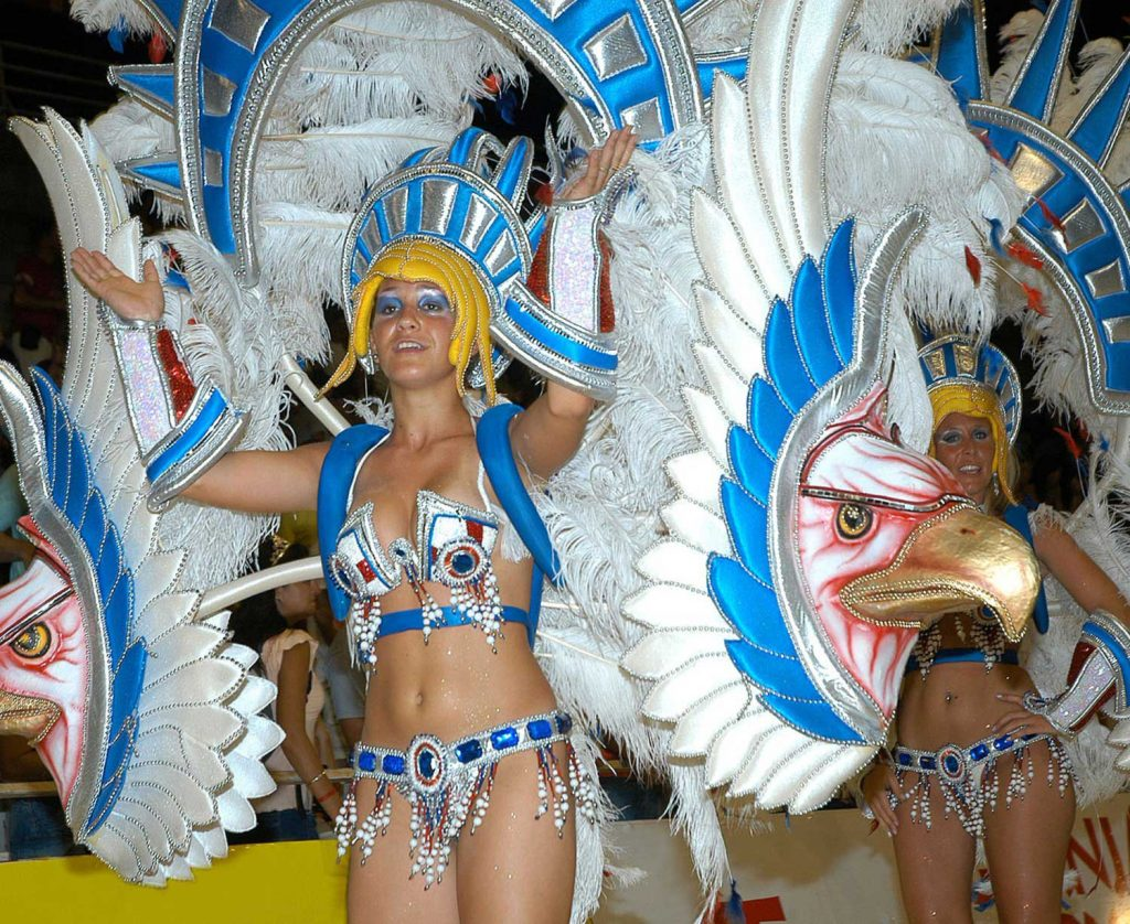 El Carnaval de Gualeguaychú - ph. Fabian Godoy