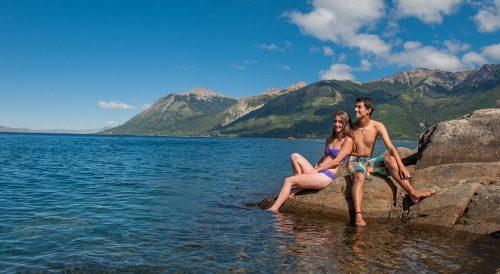 Conocé todo sobre las hermosas playas de Neuquén