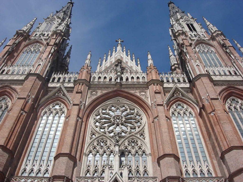 Catedral de La Plata, ciudad de La Plata