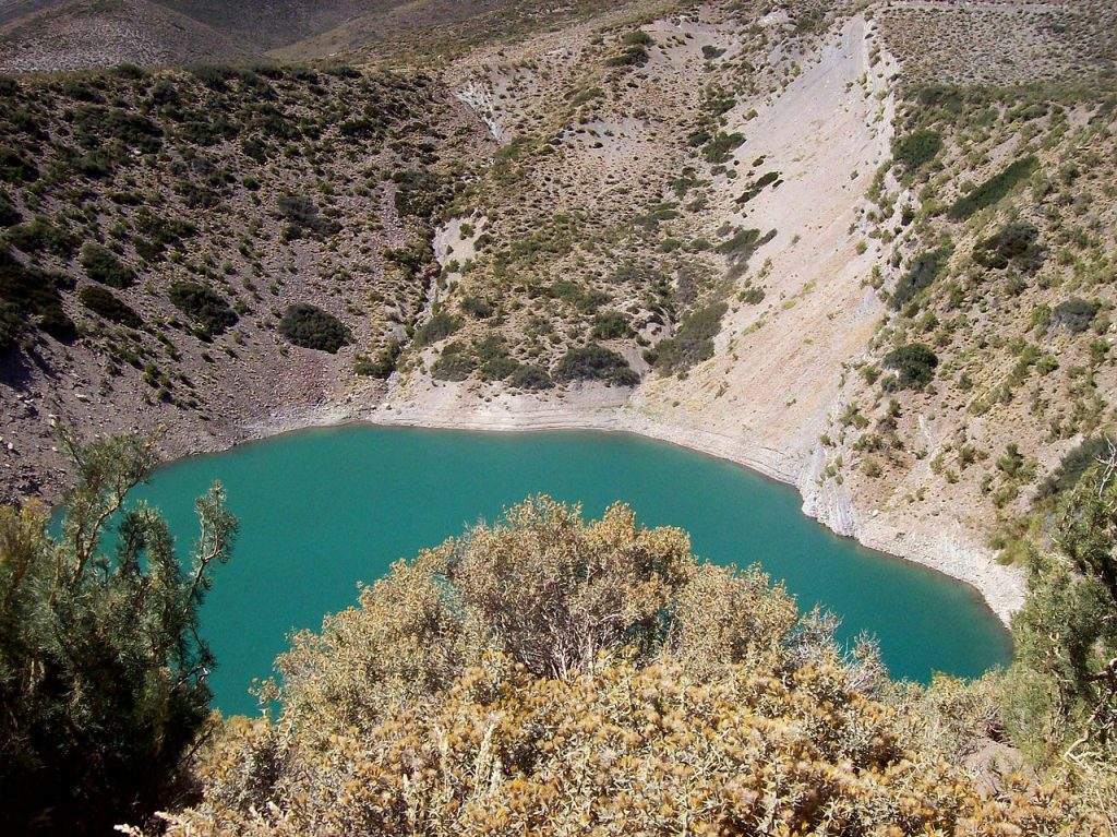Pozo de las Ánimas, Malargüe, Mendoza