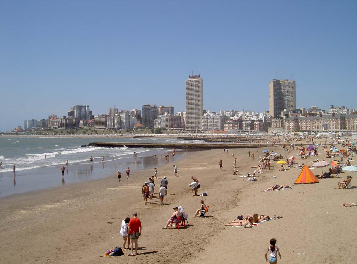 Playas Y Balnearios De Mar Del Plata Tripin Argentina
