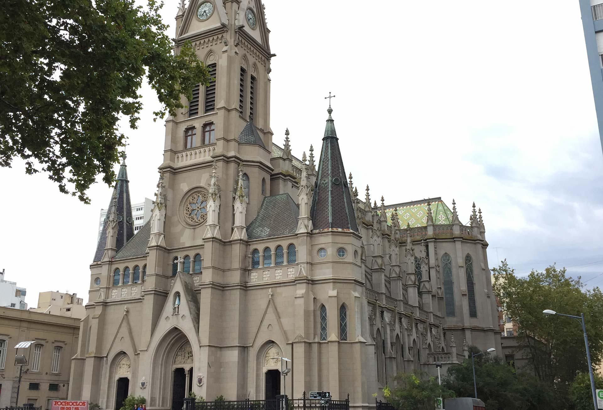 La Catedral De Mar Del Plata Tripin Argentina