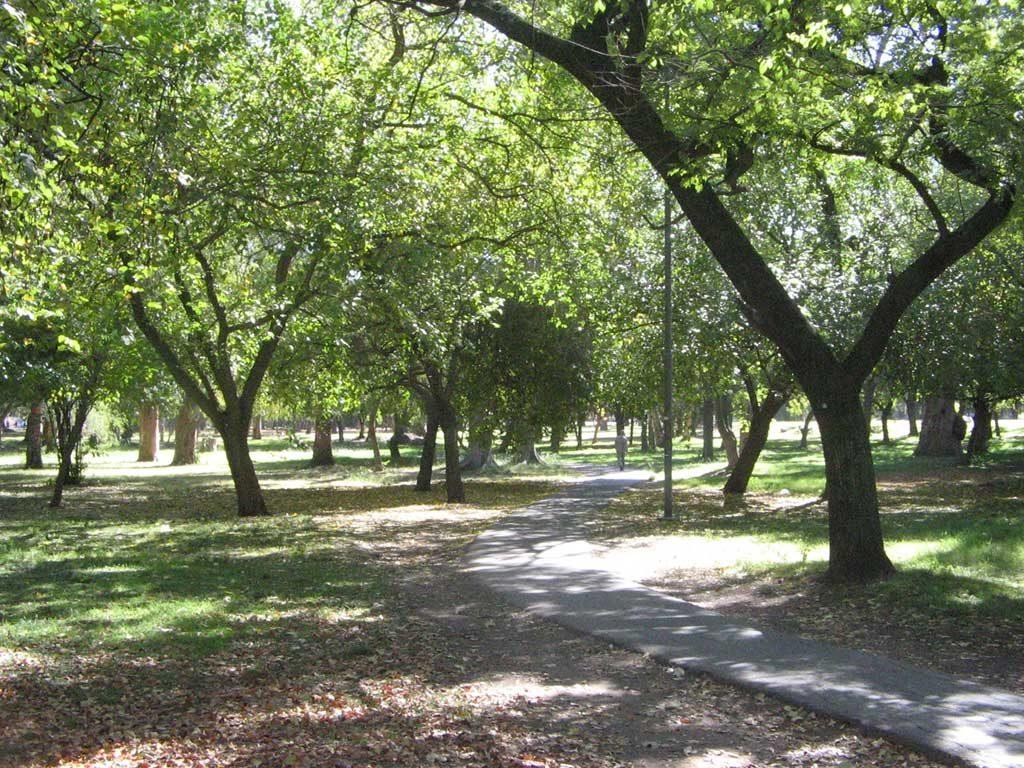 Paseo del Bosque de La Plata - misterioslaplata