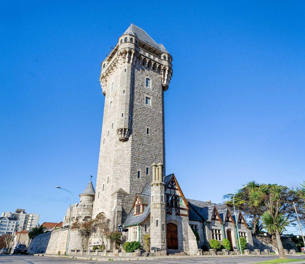 Torre Tanque De Mar Del Plata Tripin Argentina