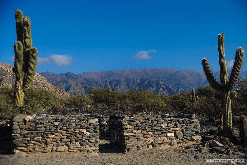 Fuerte Quemado, ruinas incas, Catamarca