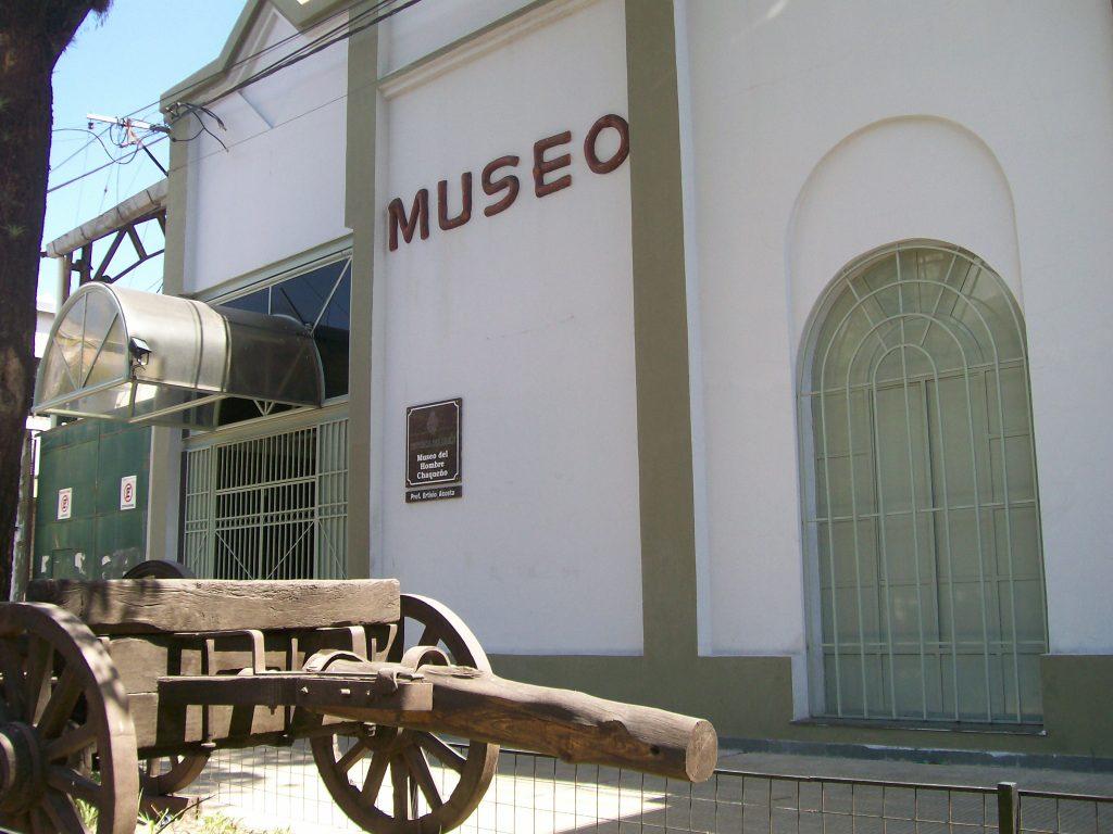 Museo del hombre Chaqueño de Resistencia, Chaco