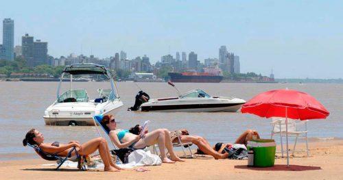 Lo mejor de las playas y paradores isleños de Rosario