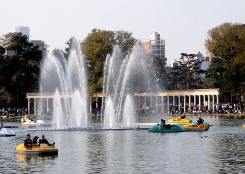 Parque de la Independencia, Rosario