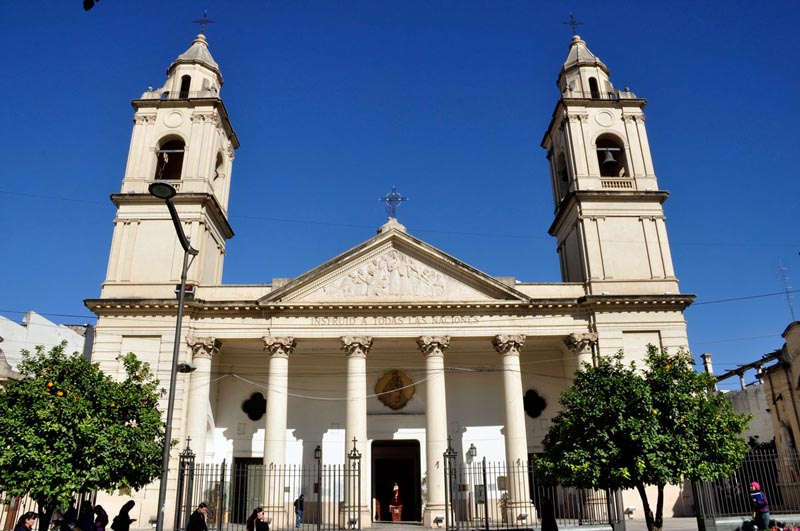 Iglesia Catedral de Santiago del Estero, Madre de Ciudades