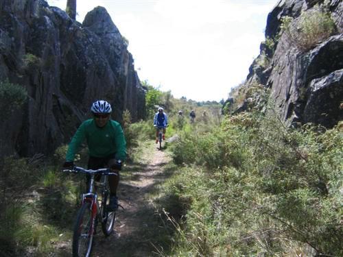 Cerro El Mate en Tandil