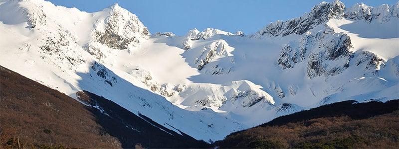 Glaciar Martial