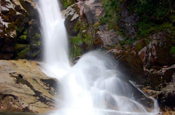 Cascada Co-Lemu, Villa Traful