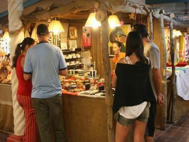 Mercado Artesanal de Tandil
