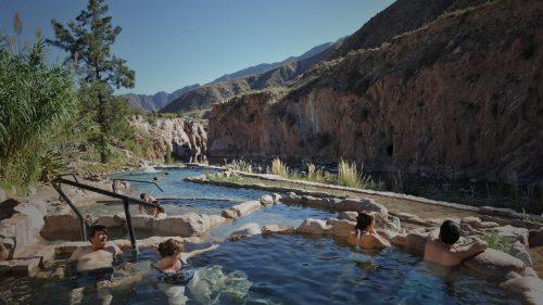 Día de spa en las Termas de Cacheuta