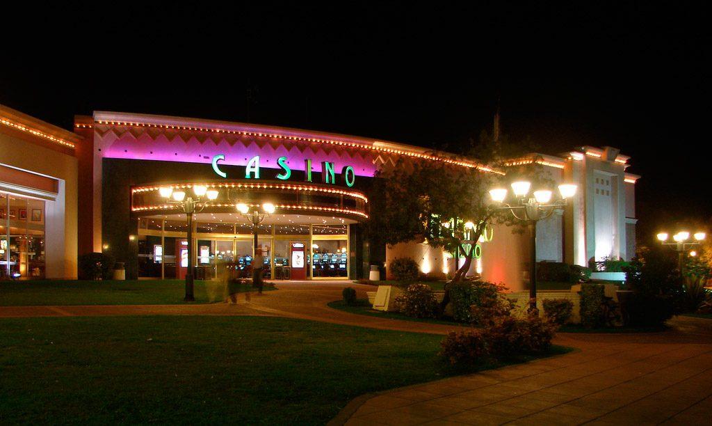 Casino Flamingo, Villa de Merlo