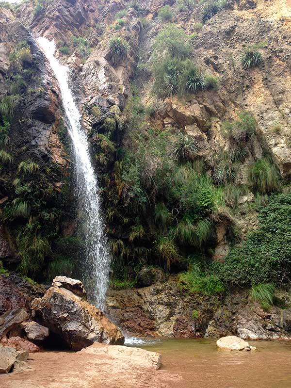 Chorro San Ignacio, Merlo