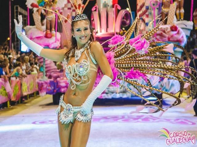 Carnaval de Gualeguay, Entre Ríos - foto: entrerios.tur.ar