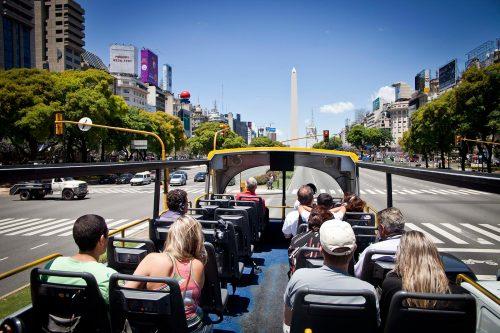Descubrí la ciudad de una manera distinta, conocé el Bus Turístico de Buenos Aires