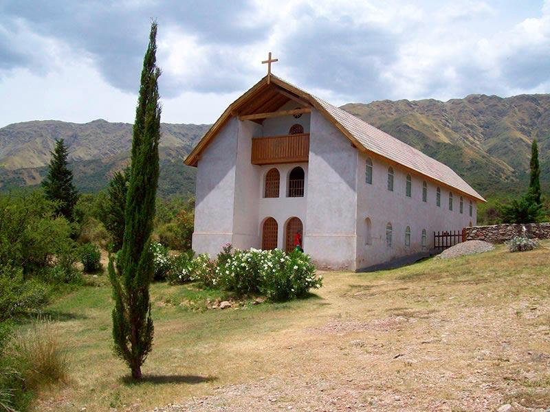 Monasterio de Belén, Villa de Merlo, San Luis