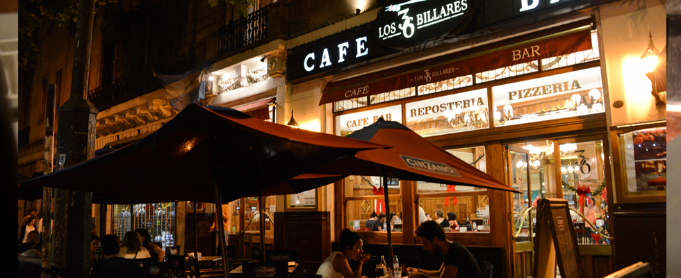 36 Billares - Bares Notables de Buenos Aires - turismo.buenosaires.gob.ar