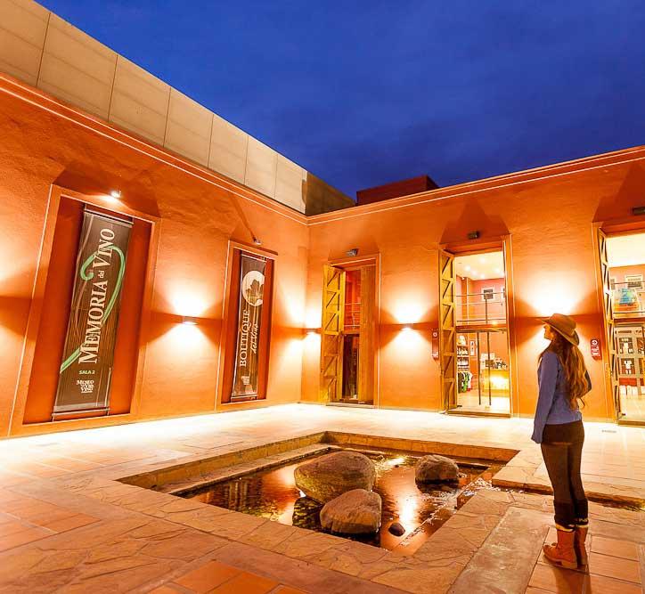 Museo de la Vid y el Vino en Salta