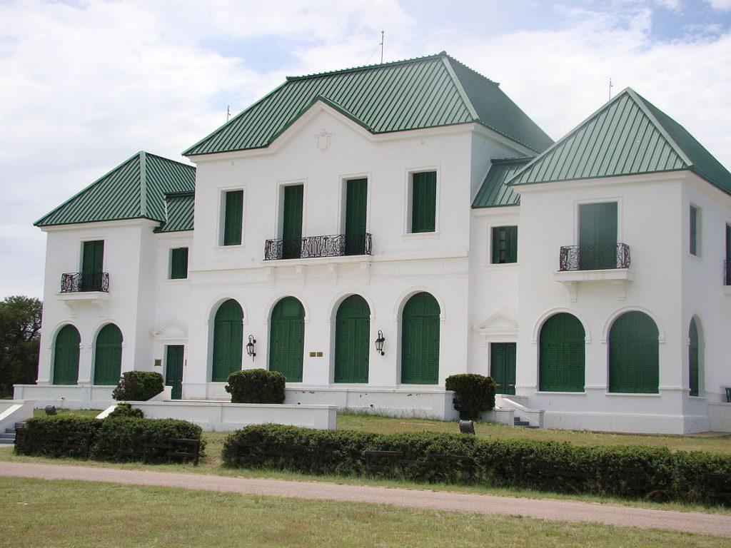 El Castillo de la Reserva Provincial Parque Luro, La Pampa