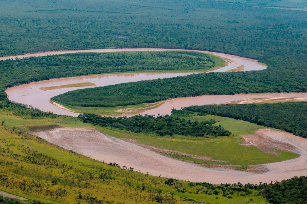 Parque Nacional El Impenetrable, Chaco - ph. parquesnacionales.gob.ar