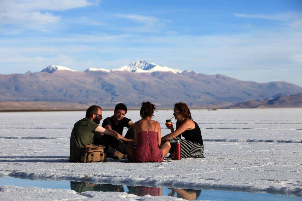 Salinas Grandes - Jujuy - Ministerio de Turismo de la Nación Argentina