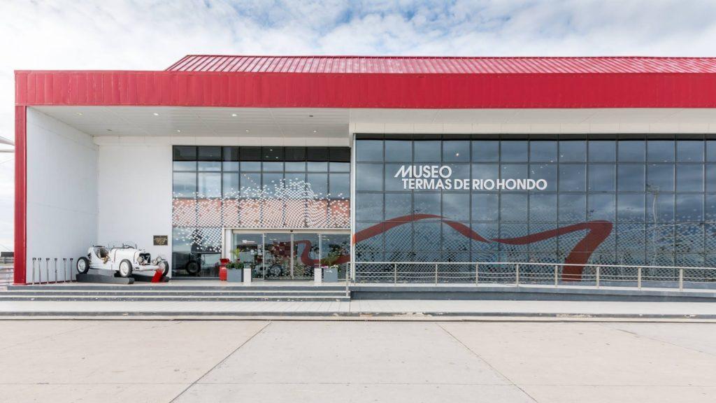 Museo del Automóvil Termas de Río Hondo, Santiago del Estero