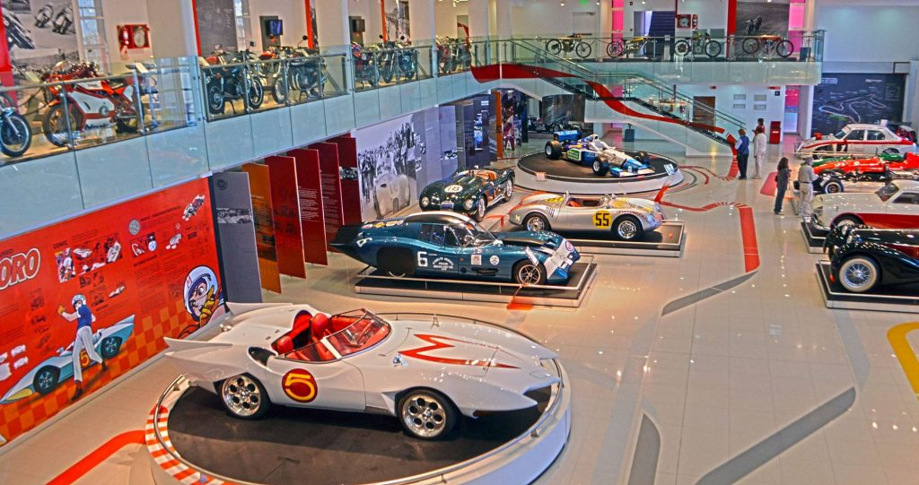Museo del Automóvil Termas de Río Hondo Termas de Rio Hondo, Santiago del Estero