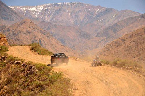 El Dakar 2018 tendrá otra vez a La Rioja como protagonista