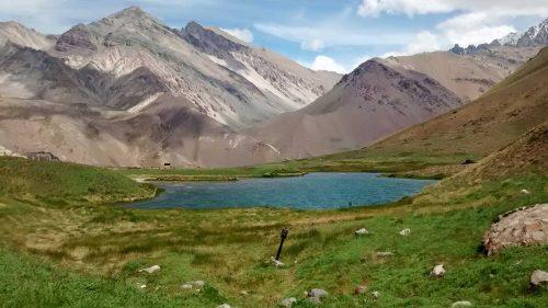 El imponente Parque Provincial Aconcagua