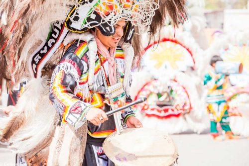 Salta propone un fin de semana a puro carnaval