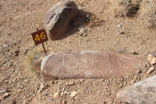 El arte rupestre del Parque Arqueológico Colomichicó